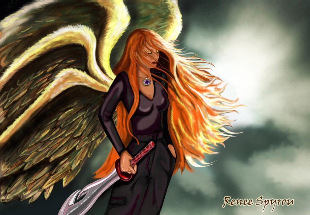 Makayla warrior angel 23